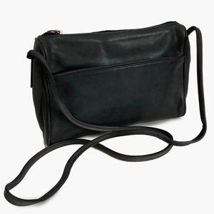 Coach Slim Zip Bag Cross Body Messenger 4018 VTG